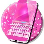 Pink Piano Keyboard