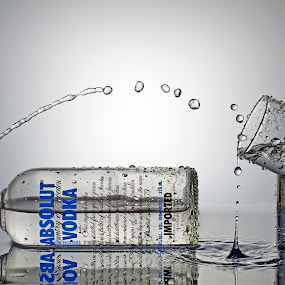 Absolut fulfilling by William Lee - Artistic Objects Other Objects