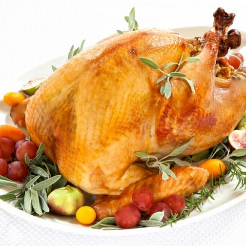 The Barefoot Contessa's Recipe for Perfect Roast Turkey Made Skinny