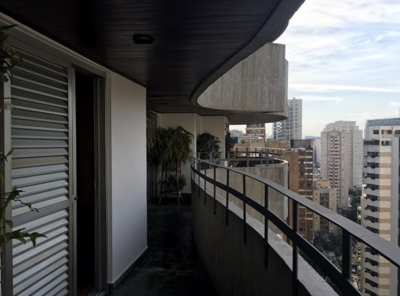 Apto 4 Dorm, Moema, São Paulo (AP13825) - Foto 7