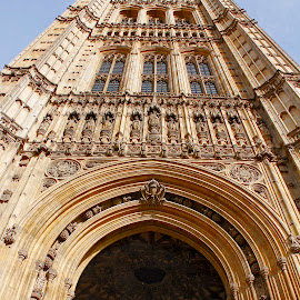 Tall Tower West Minster by Wilson Beckett - Buildings & Architecture Architectural Detail
