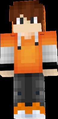 Orange Nova Skin