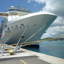 Celebrity by Mary McGrath - Transportation Boats ( luxury, vacation, boat, cruise, caribbean,  )