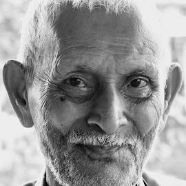 Sharma da by SANGEETA MENA  - People Portraits of Men