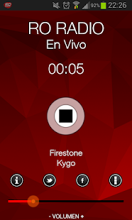 RO RADIO - screenshot
