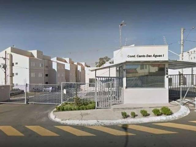 Apartamento com 2 dormitórios à venda, 50 m² por R$ 150.000 - Jardim Santa Eliza - Americana/SP