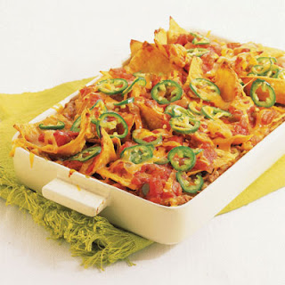 Nacho Casserole Refried Beans Recipes