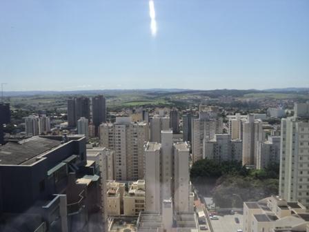 Cobertura residencial à venda, Mansões Santo Antônio, Campin...