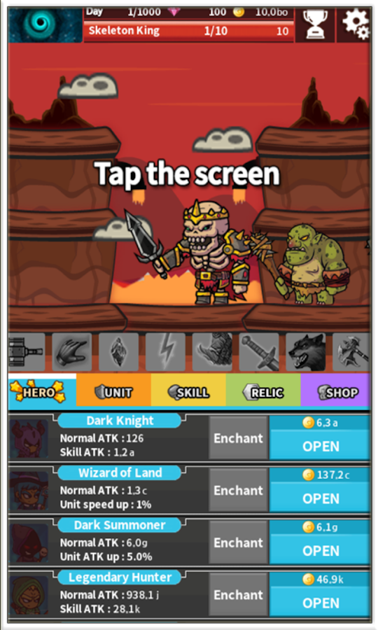 Tap  Boss Screenshot 2