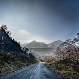 by Darren Skinner - Landscapes Mountains & Hills