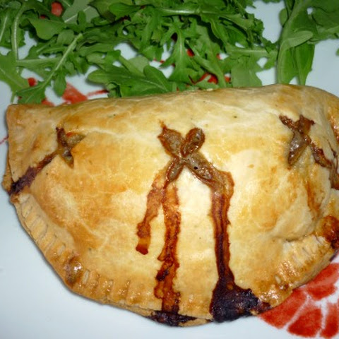 Harry Potter's Cornish Pasties