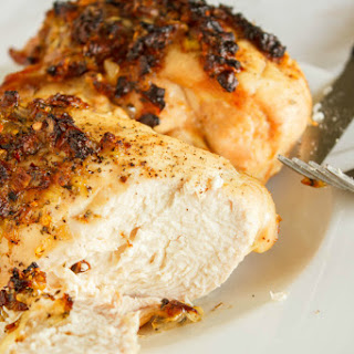 Sweet Garlic Chicken Breasts