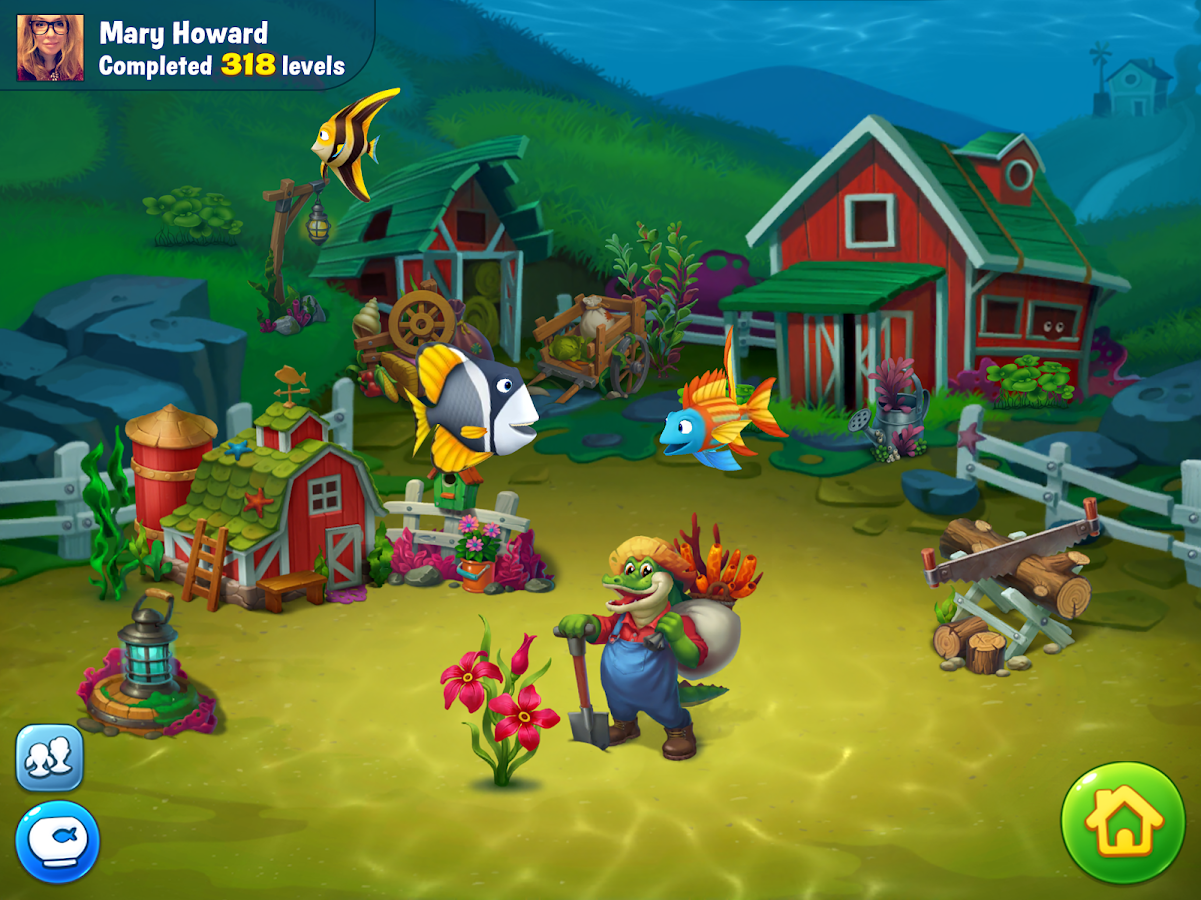 Fishdom Screenshot 11