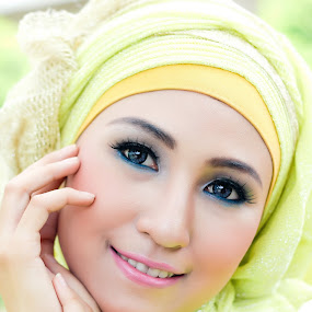 Hijab by Wahyu Fathor - People Portraits of Women (  )