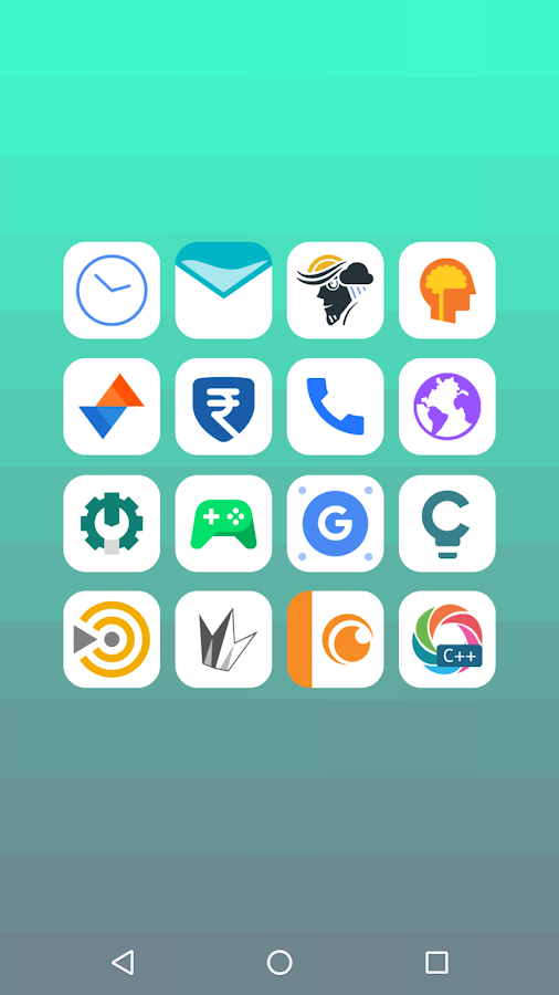 Lihtor - Icon Pack Screenshot 3