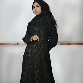 Hijab by Muhammad Arqam - People Fashion