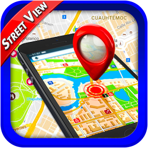 Live Street View - GPS Map, Navigation, Direction