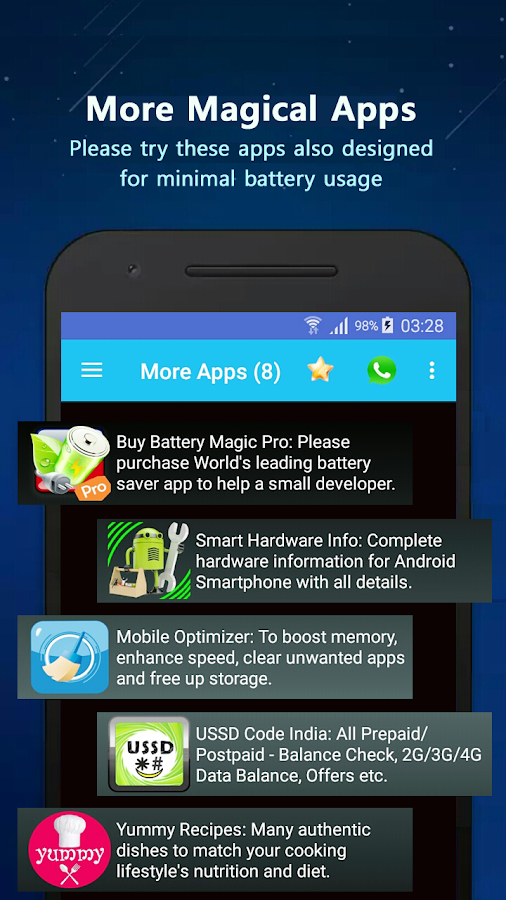 Battery Magic Pro Screenshot 7