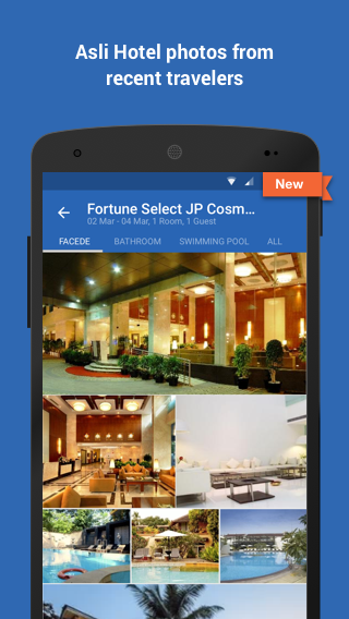 Goibibo: Book Hotel Flight Bus Screenshot 3