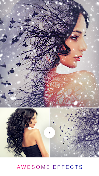 Photo Lab Фото редактор FX APK screenshot thumbnail 1