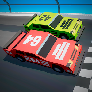 Idle Race Track Online PC (Windows / MAC)