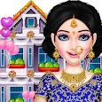 Indian Bride : Do Shopping and Wedding Rituals