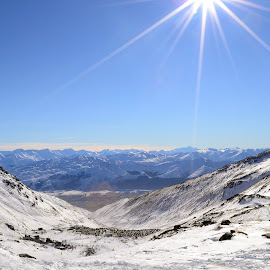 oneinamillion by Shelly Metz - Landscapes Mountains & Hills ( mountains, winter, sunny, snow, travel locations, skiiing )
