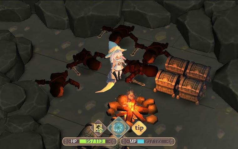 마녀의 샘2 Screenshot