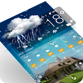 App Weather Radar & Forecast version 2015 APK