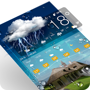 Weather Radar & Forecast for PC-Windows 7,8,10 and Mac