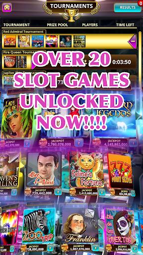 Super Slot Machine Games! - screenshot