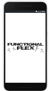 Functional FLEX Fitness app screenshot 1 for Android