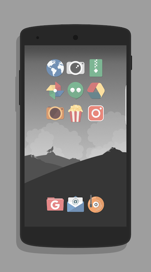 Magme - Icon Pack Screenshot 5