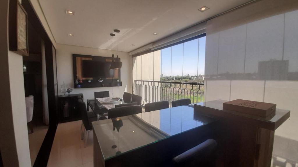 Apartamento com 3 dormitórios à venda, 127 m² por R$ 700.000,00 - Jardim do Lago - Uberaba/MG