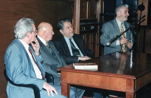 En La Universidad de Morón 1995