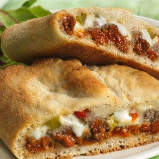 Ground Beef Stromboli Recipes