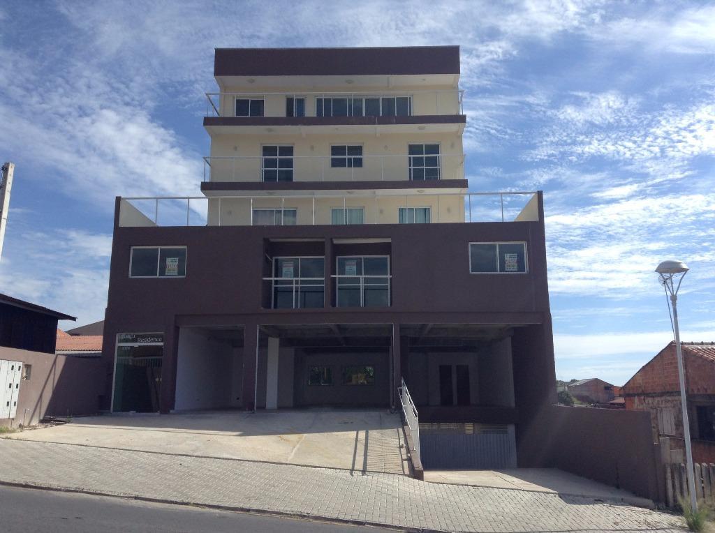 Apartamento residencial à venda, Iguaçu, Araucária - AP1247.