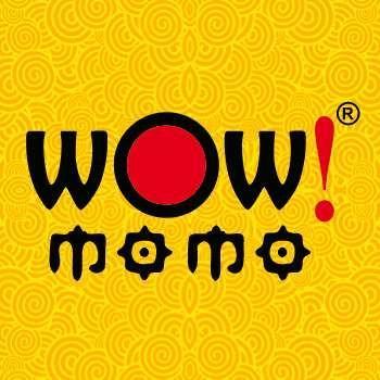 Wow! Momo, ,  logo