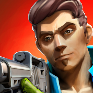 Free player vs. player FPS! The rules of survival are clear: cooperate and win! APK Icon