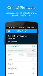 Download Updates for Samsung & Android APK for Android Kitkat