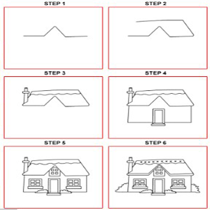 Step by step Drawing for Kids