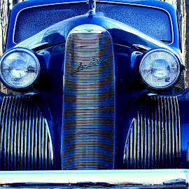 Cold Steel by Michael Mckenna - Transportation Automobiles