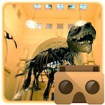 Visit The Dinosaurs VR Museum (CardBoard) Icon