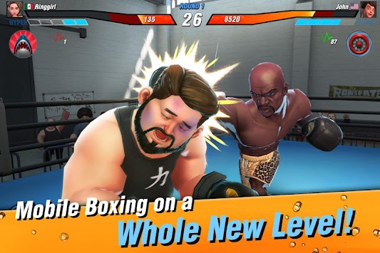 Boxing Star APK screenshot thumbnail 2