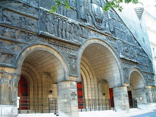 photo de Saint-Pierre de Chaillot