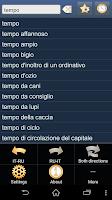 Screenshot of Russian Italian Dictionary Fre