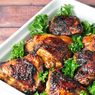 Easy Harissa Chicken
