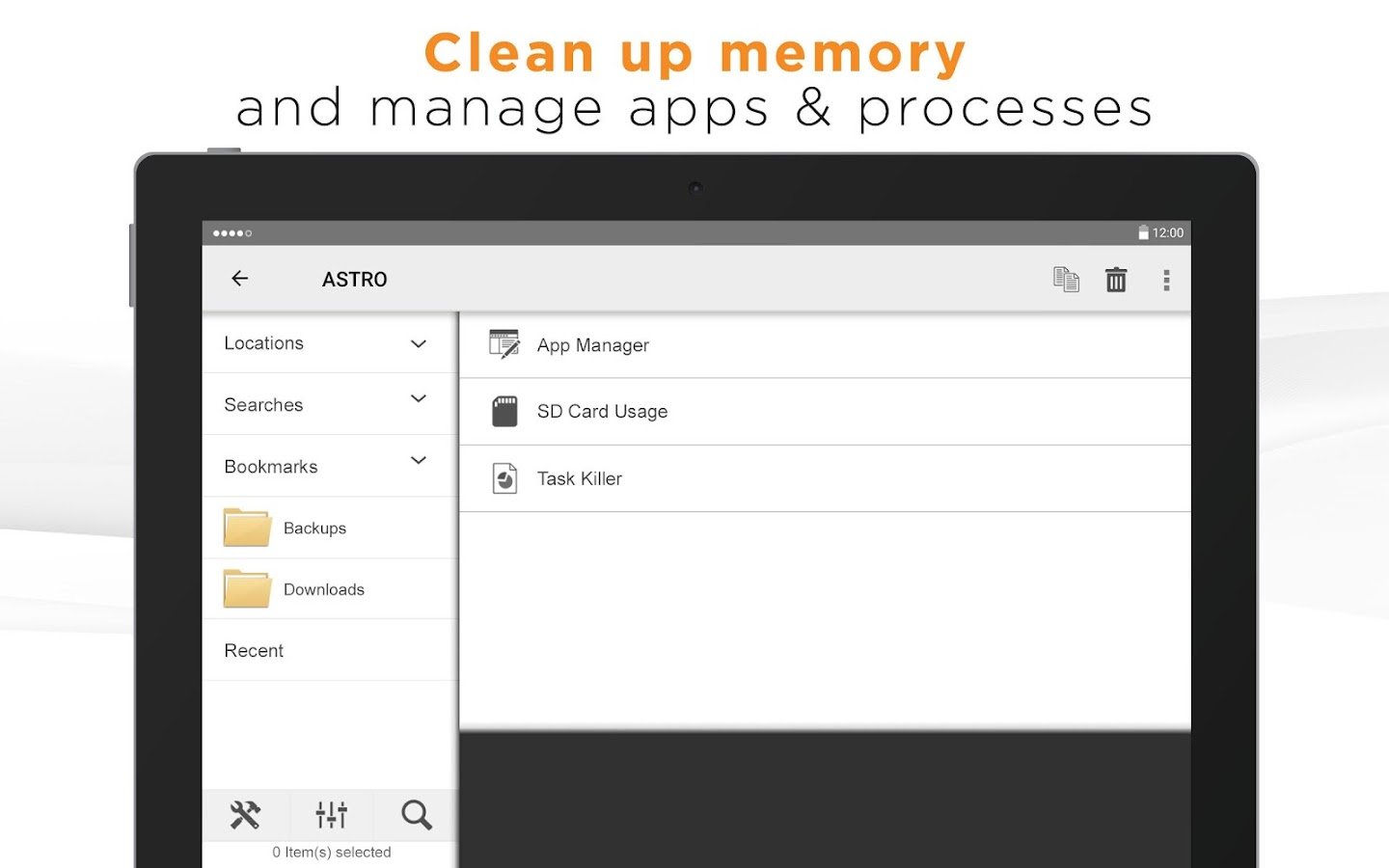 ASTRO File Manager Screenshot 8