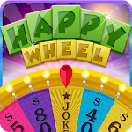 Happy Wheel (Wheel Of Fortune) Icon