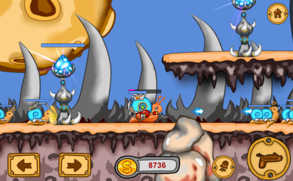 League snail apk screenshot